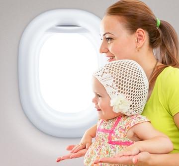 Voyager avec un enfant ou un bébé