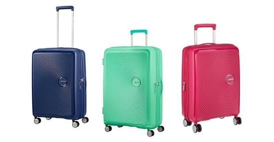 Valises cabine American Tourister