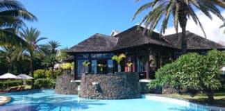 Villa de luxe à l'île Maurice