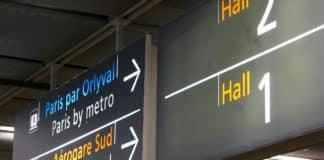 Paris Aéroport Orly