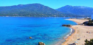 Plage de Propriano - Corse